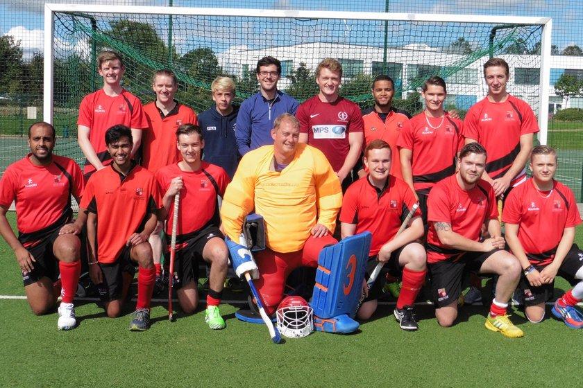 Men's 1st XI lose to Welwyn Garden City 1 3 - 2