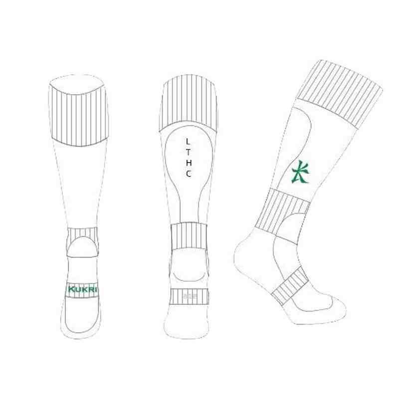 LTHC Away Socks