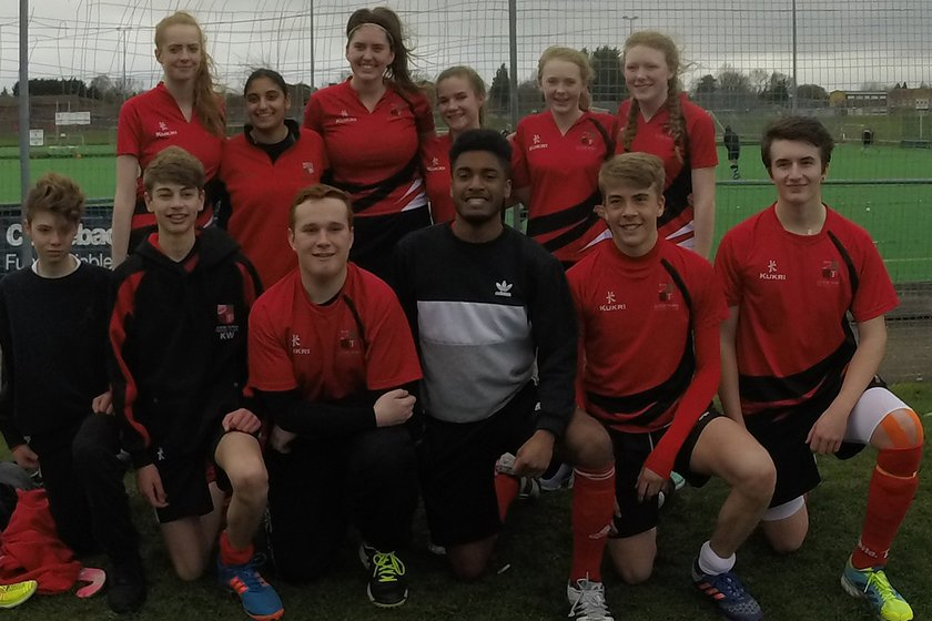 U18's Take part in Nail-biting play-off.