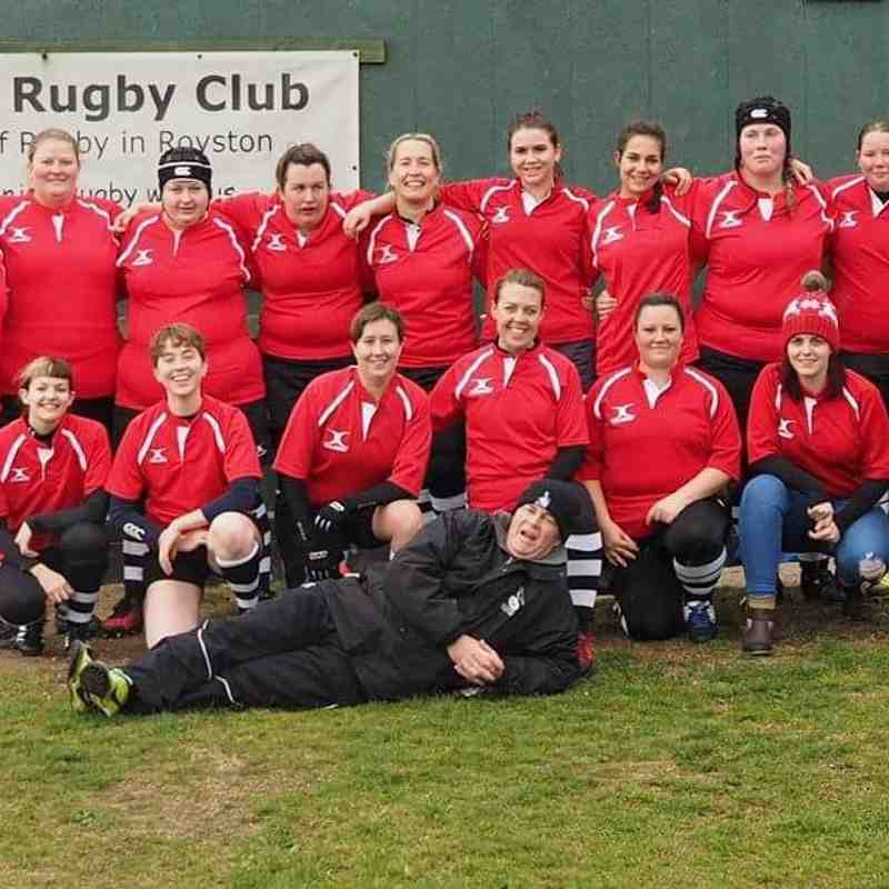 Royston Ladies V Bletchley Ladies