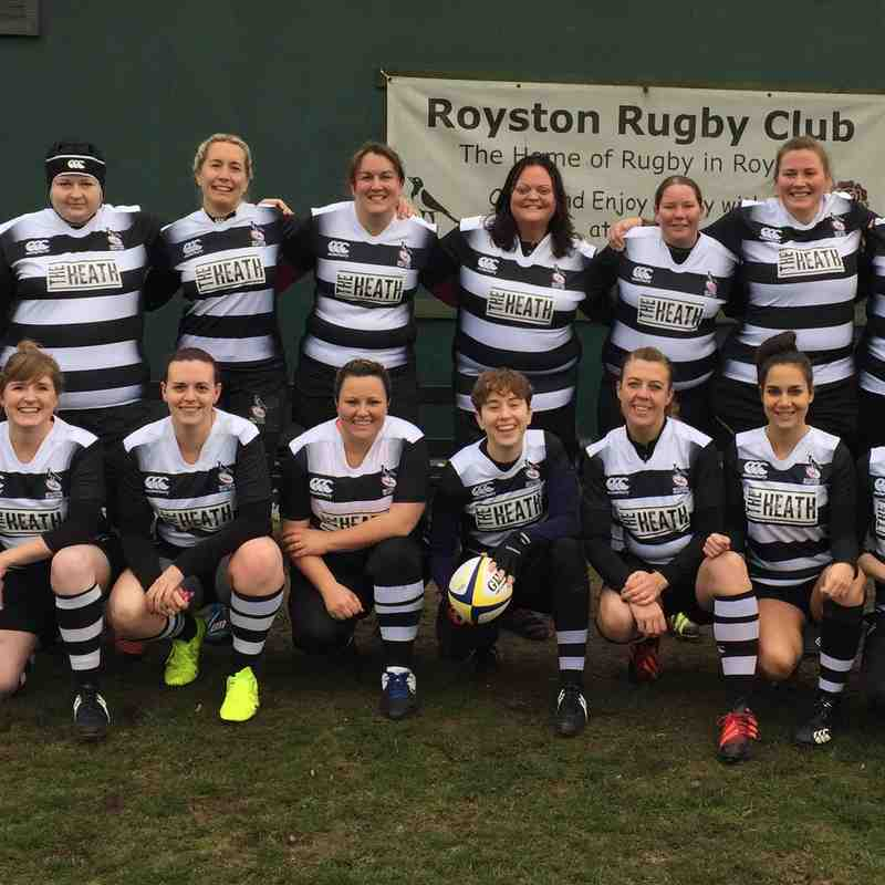Royston Ladies