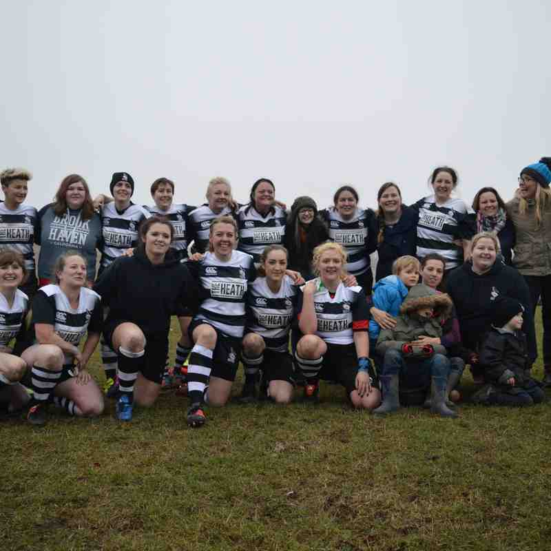 Royston Ladies v Sleaford Ladies 05-02-17