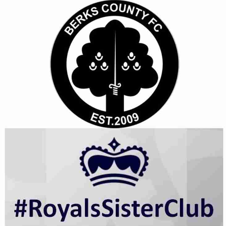 Our Club's Sister Day - Reading FC Women v Everton - Sunday 25th Nov