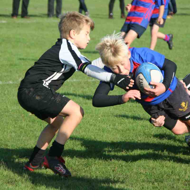 U12s v Chipping Sodbury 9th November 2014 part 1