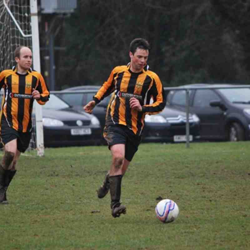 Newbury FC v Rotherfield United FC (First Team)