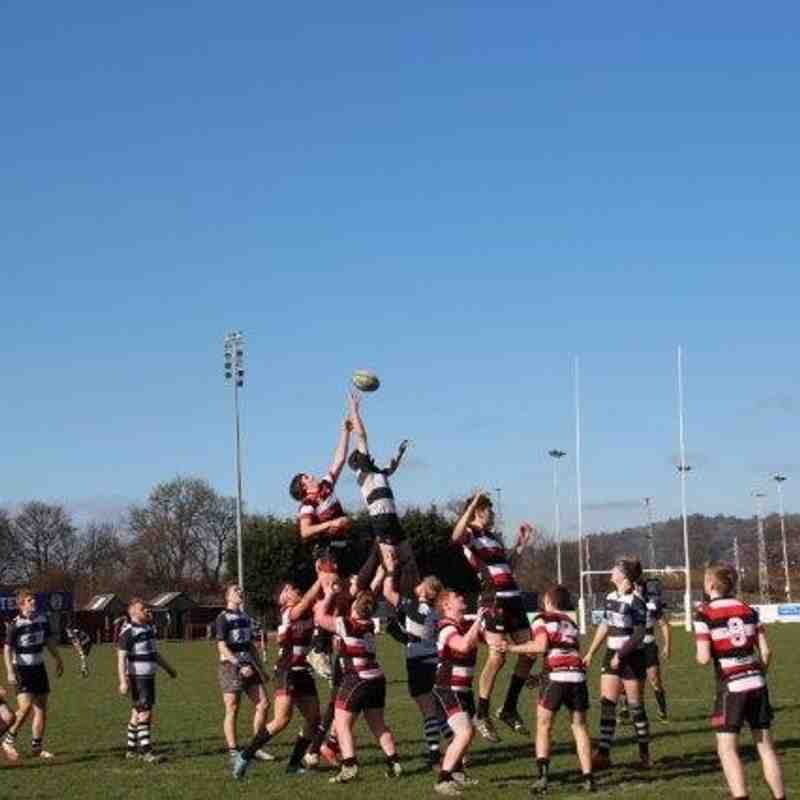 Perthshire / Blairgowrie Colts 12 - Sterling County 17 , 19/03/16