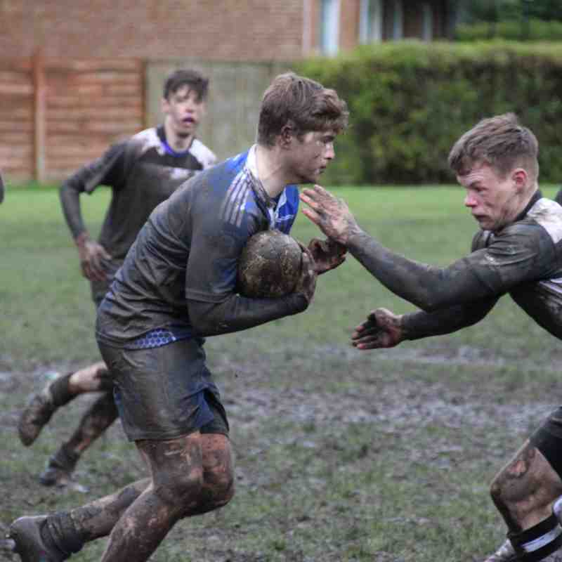 Perthshire Colts 5 - Dunfermline 5 , 11/02/17