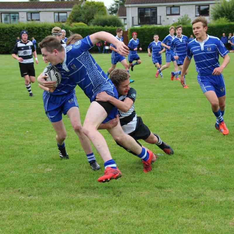 Perthshire Colts 19 - Dunfermline 26 : 12/08/17 Friendly