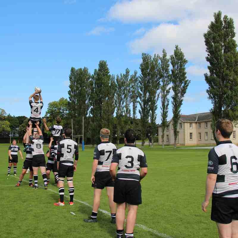 Perthshire Colts 21 - Gordonstoun School 46 ; 02/09/17
