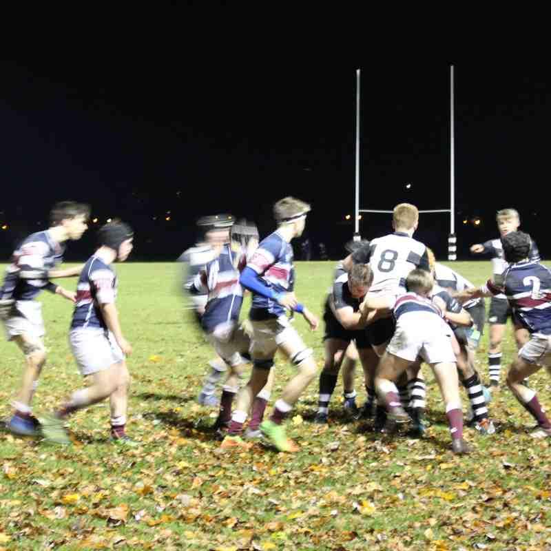 Perthshire Colts 21 - Morrison's Colts 19 ; 14/11/19