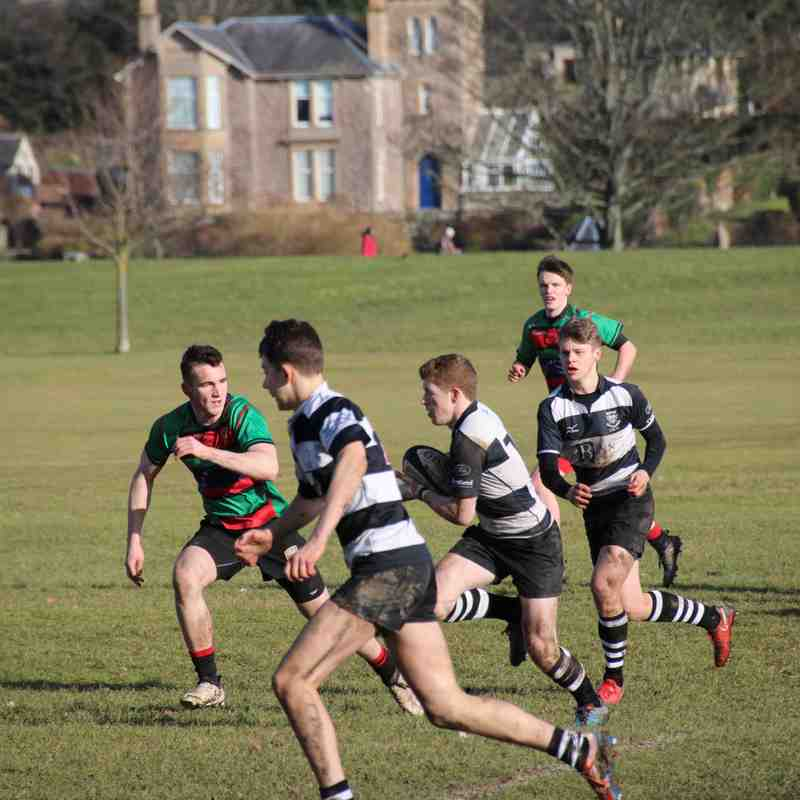 Perthshire Colts 19 - Highland 7 , Perthshire Colts 5 - Currie 5 ; 10/02/18