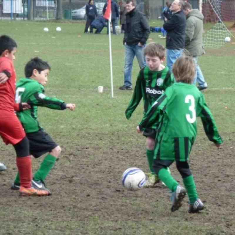 Whitton Wanderers Eagles vs Carlshalton Athletic Greens