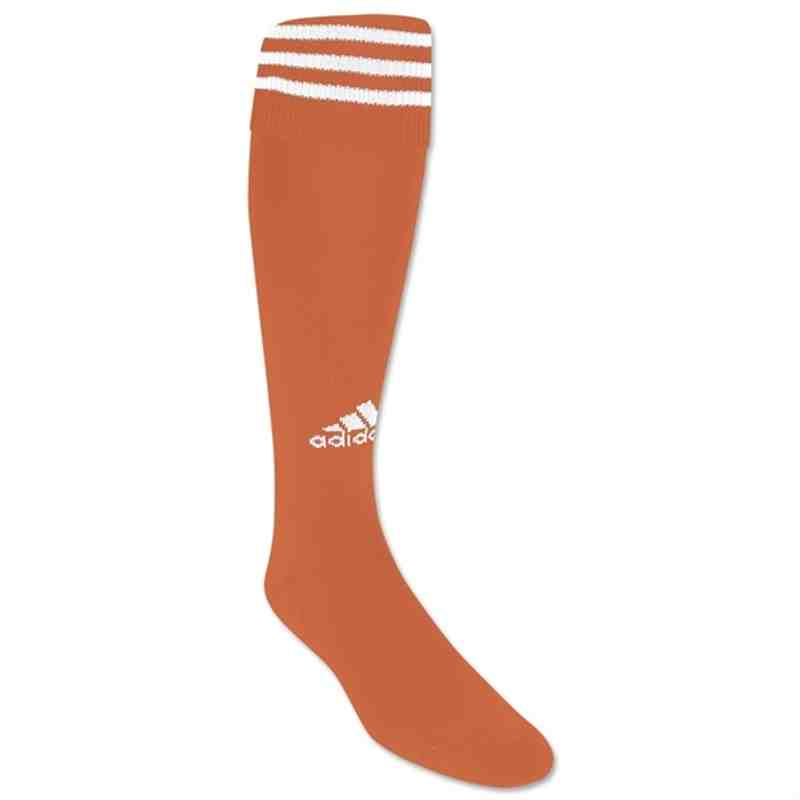 Club Socks - adidas Copa Zone Cushion Socks (Org/Wht)