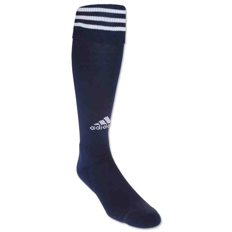 Club Socks - adidas Copa Zone Cushion Socks (Navy/White)