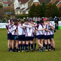 Sidcup Academy Kent Cup Final v Dartfordians   Sidcup 17 - 0 Dartfordians
