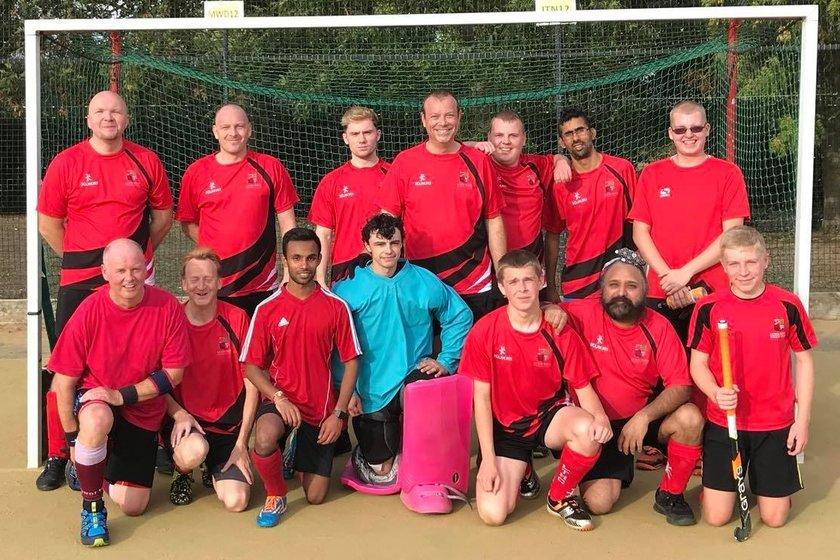 Men's 4th XI beat Leighton Buzzard 4s 1 - 3