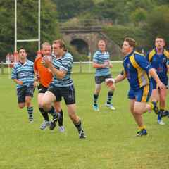 Senior Rugby: 9th April 2016