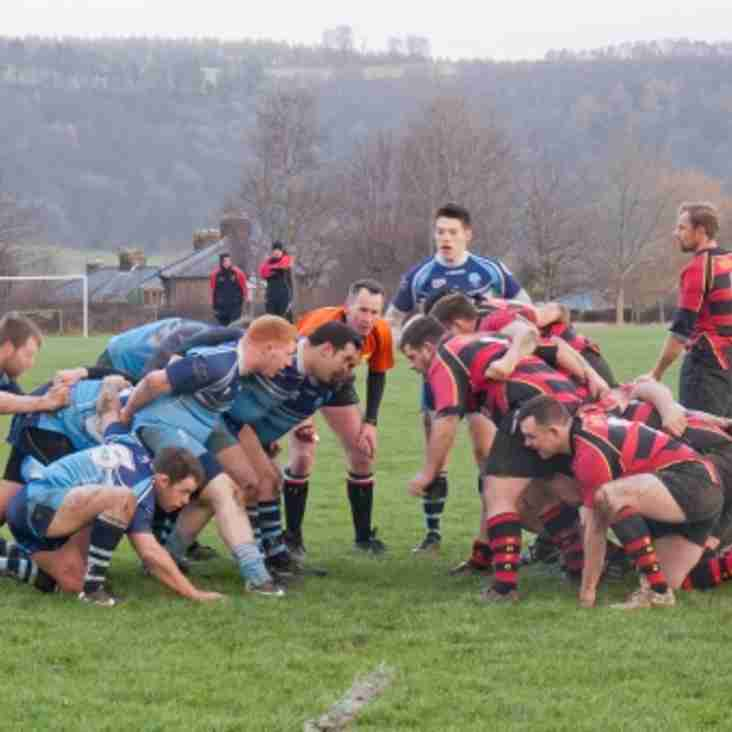 Senior Rugby: 2nd April 2016