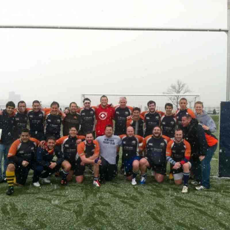 NYRC Men 2nd XV