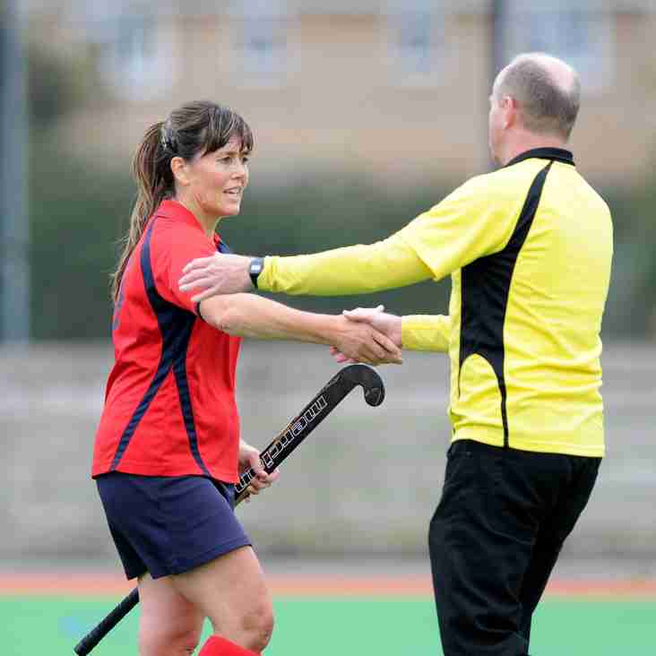 Are you a qualified hockey umpire? If so, please read on ...