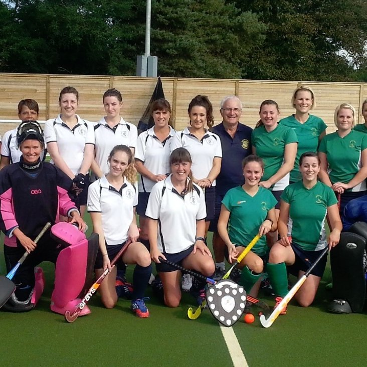 Winscombe 1sts retain the Jennie Kirkup Memorial Cup &amp; other match reports<