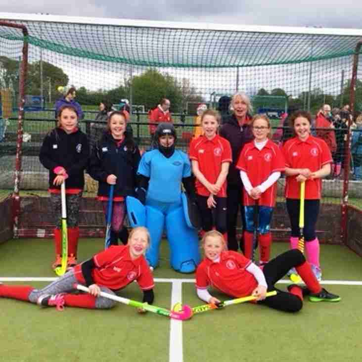 Junior Under 11's show great spirit & determination in Bath Tournament
