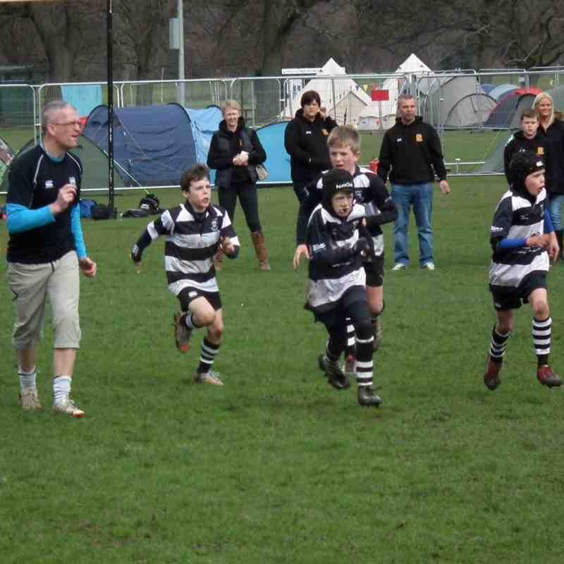 Perthshire P7 vs Preston Lodge 02/04/16