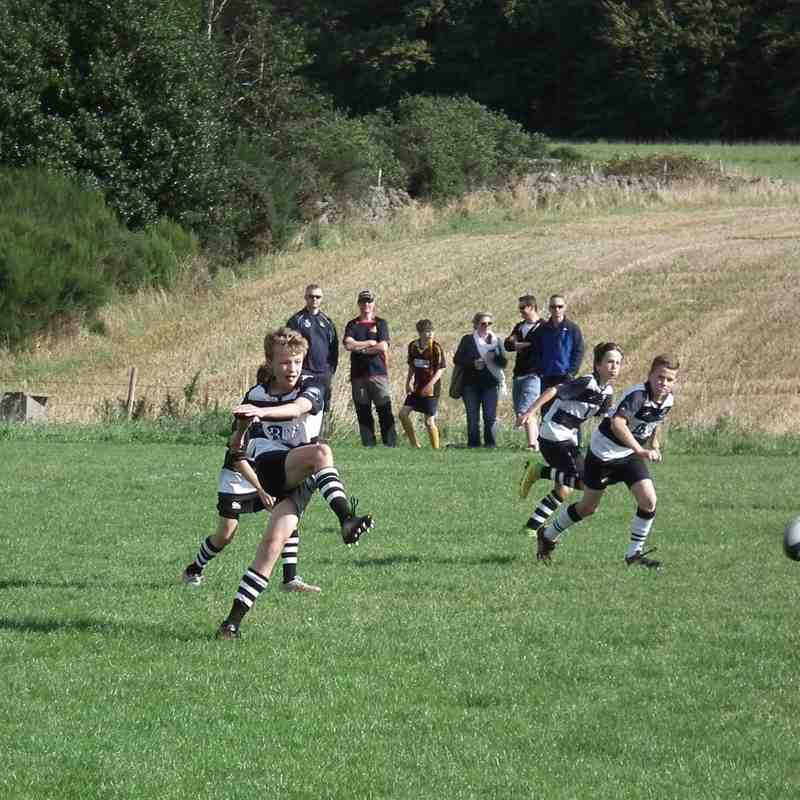 Perthshire U/13 vs Deeside 18/9/16 - 1st 3d - (Album 1 of 3)