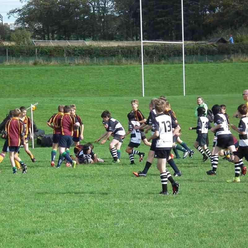 Perthshire U/13 vs Deeside 18/9/16  2nd 3d (Album 2 of 3)