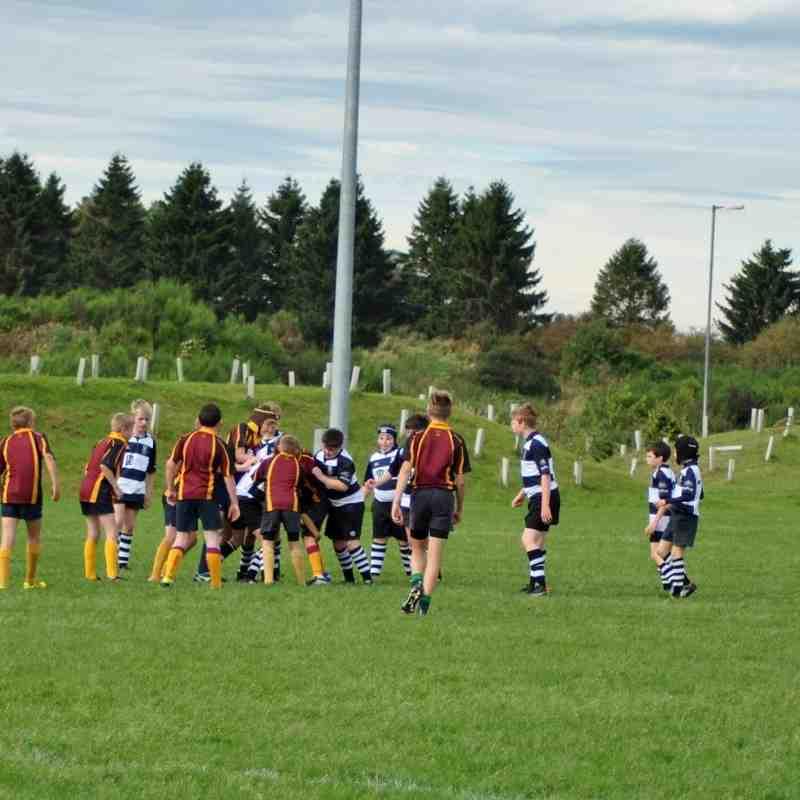 Perthshire U13 vs Deeside 18/9/16 additional