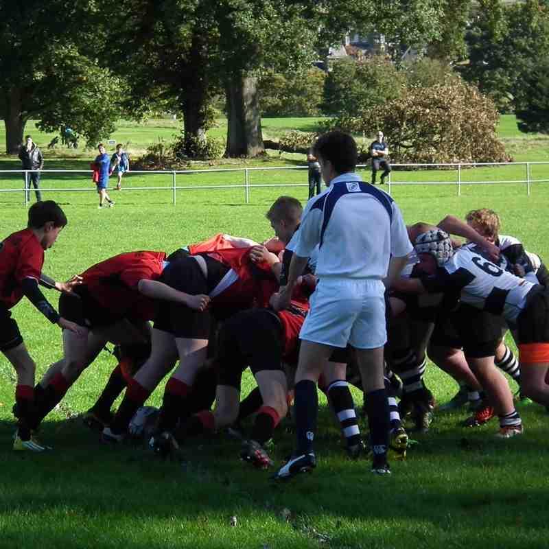 Perthshire U/16 vs Mackie 1st half 2nd 20min (Album 2 of 4)