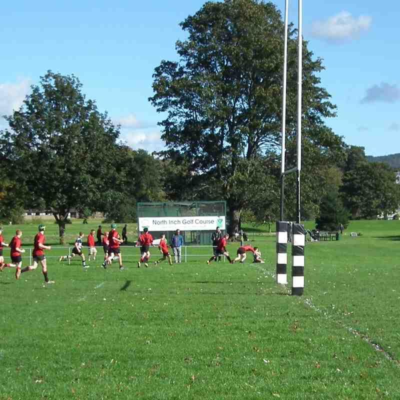 Perthshire U/16 vs Mackie 2nd half 1st 20min (Album 3 of 4)