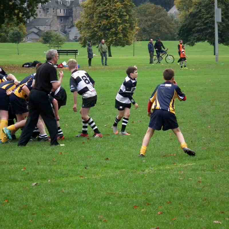 Perthshire U/13 vs Dundee S1/2 23/10/16 2nd half