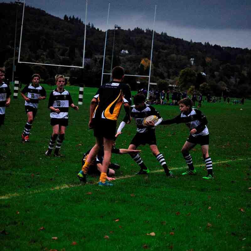 Perthshire U/13 vs Dundee S1/2 23/10/16 2nd half