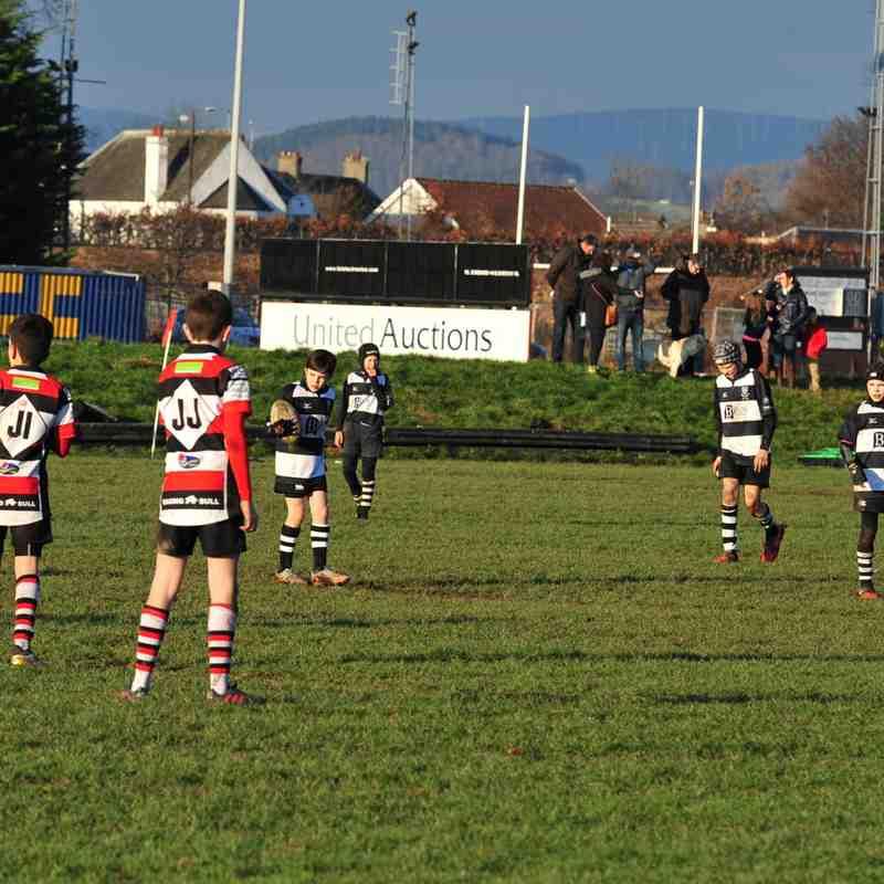 Louise - Perthshire U/13 vs Stirling 4/12/16 2nd half (1)