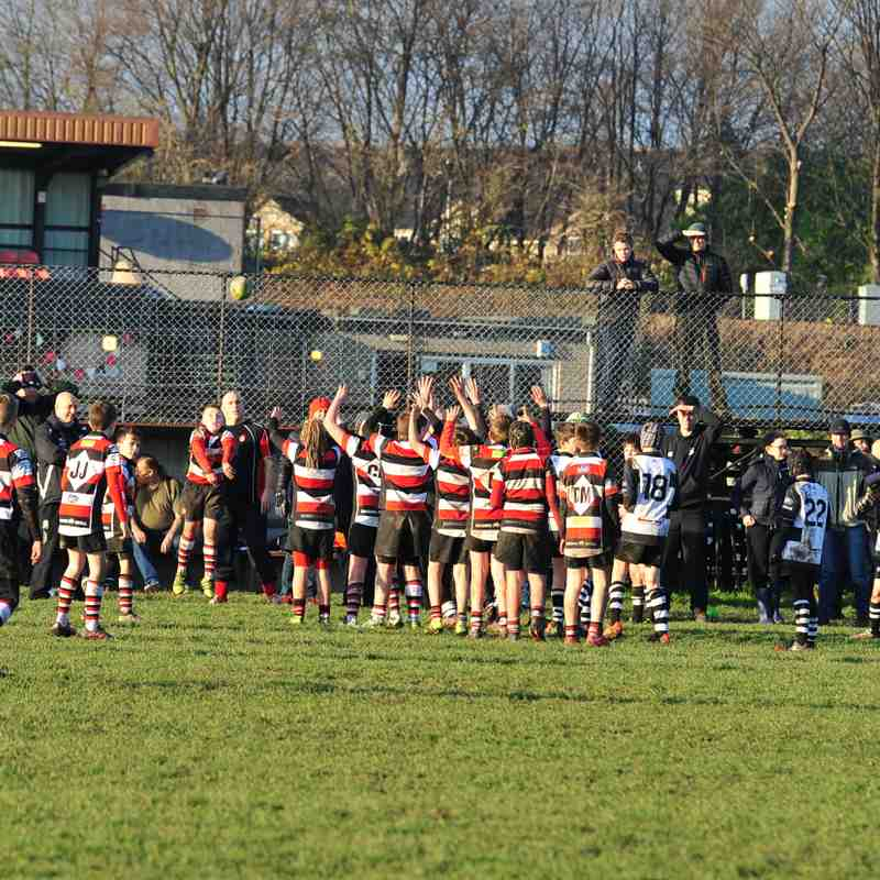 Louise - Perthshire U/13 vs Stirling 4/12/16 2nd half (2)