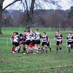 Perthshire U/16 vs Cumnock 18/12/16 (Jan) 2nd half