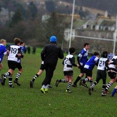 Perthshire U/13  44 beat Dunfermline 12 on 12/2/17  2nd 3d