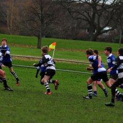 Perthshire U/13  44 beat Dunfermline 12 on 12/2/17 3d 3d