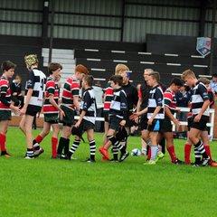 Perthshire U/14 11 - 16 GHA  20/8/17 (Pics by Louise)