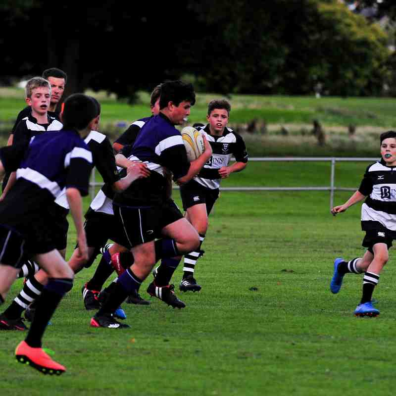 Perthshire U/14 beat Gordonstoun 40 - 7 on 6/9/17 (Pics by Louise)