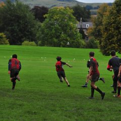 Perthshire U/14 beat Mackie 52-0 on 01/10/17 (Pics by Louise)