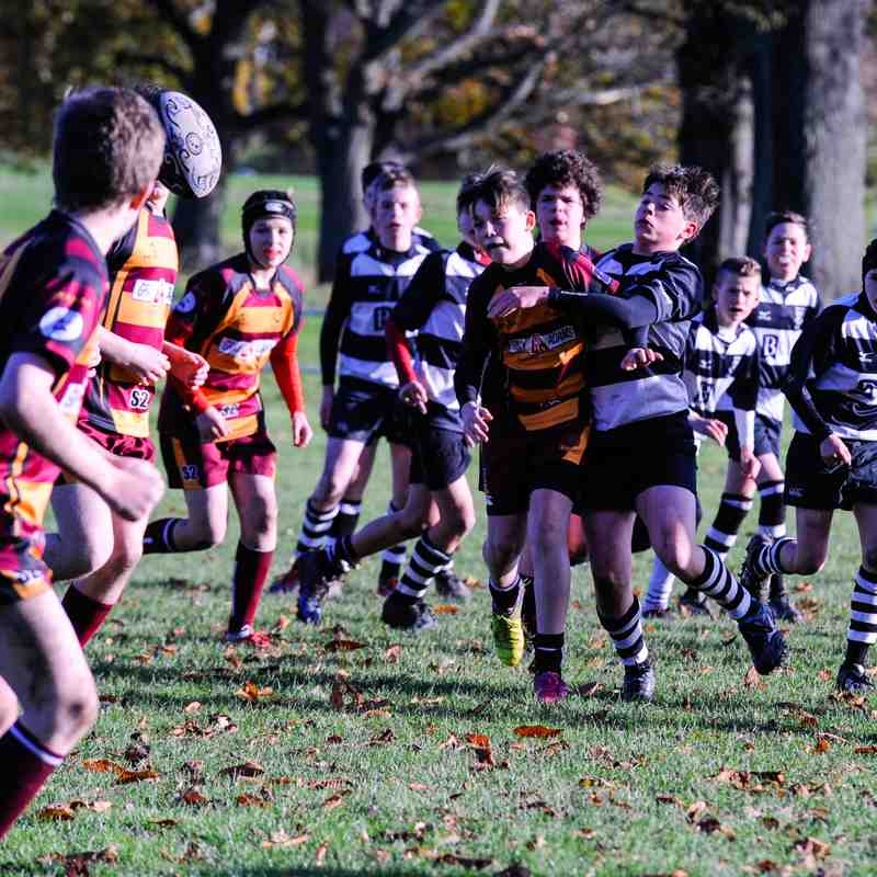 Perthshire U/14 beat Ellon 42-9 on 12/11/17 3d3d (Pics by Louise)