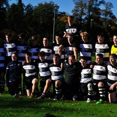 Perthshire Colts 38 - 34 Dunfermline 06/10/2018 Pics by Louise Venter