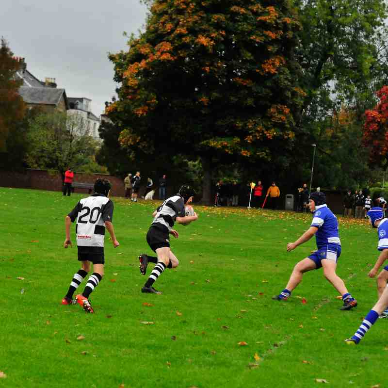 Perthshire U/15 67 - 17 Dunfermline on 07/10/2018 Pics by Louise Venter