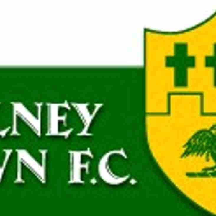 Olney Town (H) team news