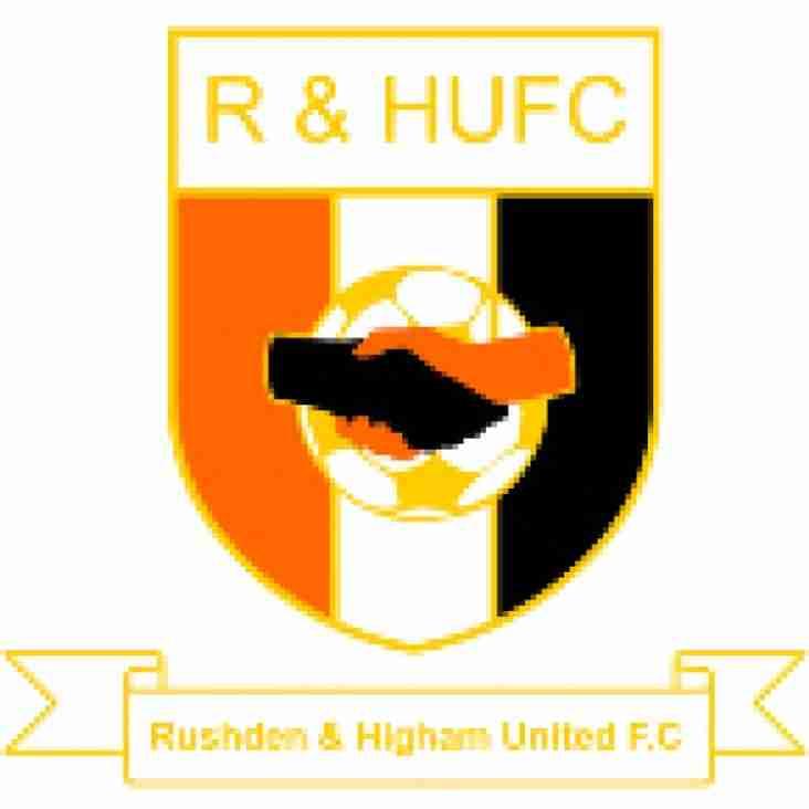 Rushden & Higham Utd (A)