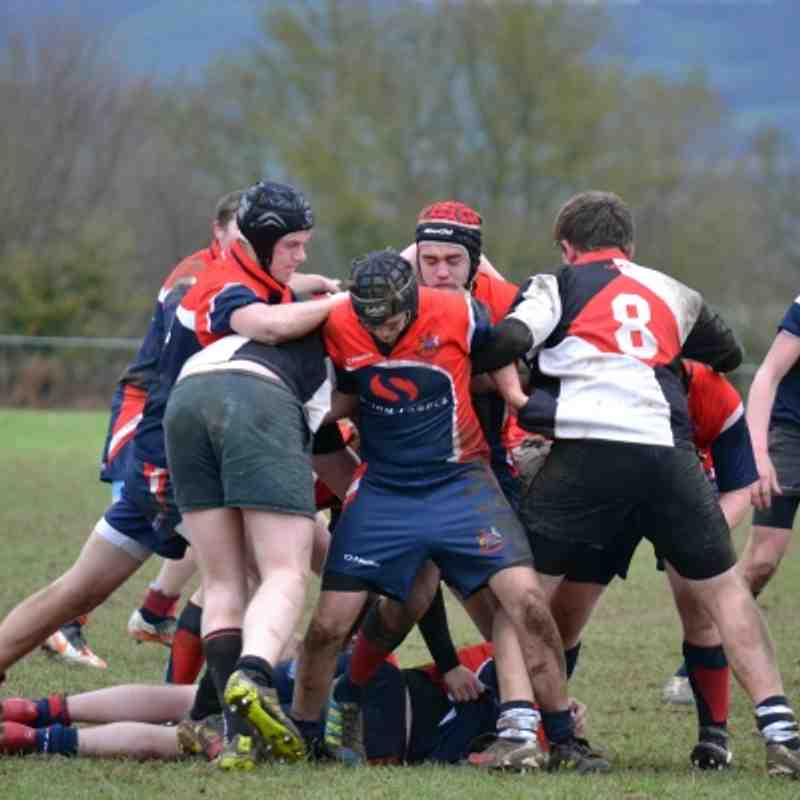 Ivel Barbarians vs Wiveliscombe