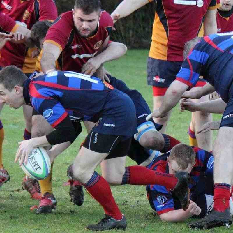 SYRFC vs Deeside
