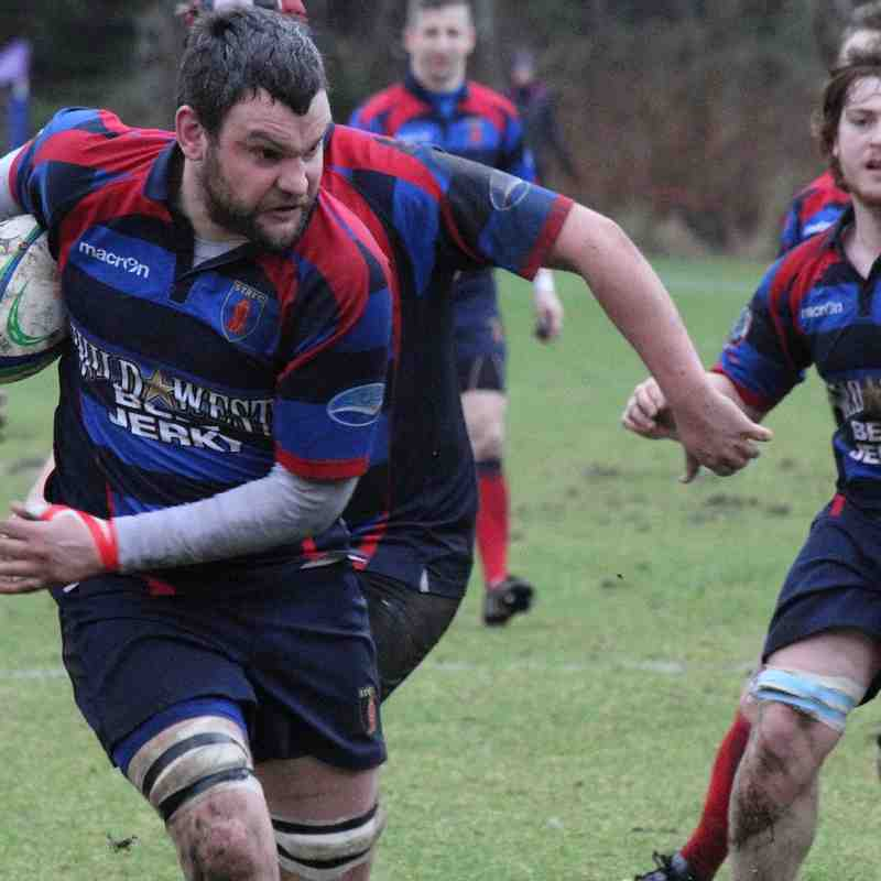 SYRFC vs Kinloss Eagles 23.01.16